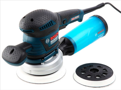 BOSCH GEX 125 150 AVE 1m