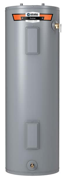 State electric water heater