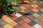 Краска для бетонной плитки – как покрасить тротуарную плитку, окраска брусчатки и дорожной бетонной плитки, окрашивание тротуарной плитки