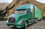 Вольво американец грузовик – Магистральные тягачи Volvo – американский капотный полстеллар VNL и традиционный шведский кэбовер FH12 Globetrotter