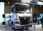 Фото новый камаз кабина – «КАМАЗ представил автомобиль с принципиально новой кабиной К5» в блоге «Производство»