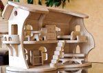 Чертежи игрушки из фанеры – елочные, самодельные, подвижные, динамические, механические, развивающие, выпиливание лобзиком, чертежи игрушечной мебели, проект, фото и цена