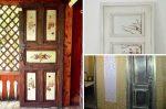 Как обновить двери деревянные – видео-инструкция по монтажу своими руками, особенности реставрации старых входных, межкомнатных конструкций, покрытых лаком, цена, фото