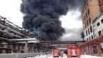 Промышленные пожары в рф за последние 10 лет – Крупные пожары на промышленных предприятиях России в 2012-2014 годах