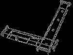 Разметка ленточного фундамента – Как правильно разметить фундамент дома своими руками: материалы, инструменты, этапы (видео)