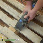 Доски на дрова с гвоздями – Как разобрать поддон. Европоддоны как источник строительного материала. Способ разборки поддонов.