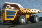 Самая большая грузоподъемность белаза – БелАЗ 75710 – самый большой и самый грузоподъемный в мире / Большие машины