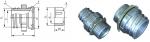 Мв 22 – Муфта вводная МВ22 У2 / Изделия для электропроводок и кабельных линий / Муфты вводные МВ22, МВ32, МВ38, МВ50 / Каталог