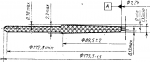 Гост 5279 74 – ГОСТ 5279—74 срок действия 01.01.76 до 01.01 .off настоящий стандарт распространяется на кристаллический графит, получаемый из графитовых руд и отходов металлургического и других производств, предназначенный для изготовления красок, паст и припыла, применяемых в литейном производстве. (измененная редакция, изм. № 1, 2). 1. марки