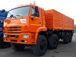 Kamaz 6560 43 – Бортовые автомобили KAMAZ 6560-43 — технические характеристики, комплектации