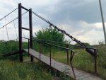 Навесной мост – Висячий мост — конструкция и особенности строительства
