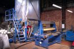 Станок для производства пленки – Оборудование для производства пленки