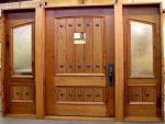 Установка деревянной двери – Простая установка деревянной двери с коробкой своими руками пошагово