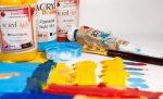 Акриловая краска водостойкая – Акриловая краска водостойкая — краски. какими красками можно заменить акриловые??,и какие краски водостойкие — 22 ответа