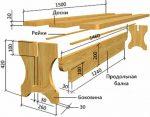 Мебели своими руками чертежи – Чертежи мебели