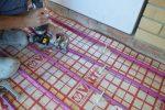 Водяной теплый пол rehau – Теплый пол Rehau водяной, труба из сшитого полиэтилена REHAU — «Труба REHAU pink 16 для отопления жилья.»