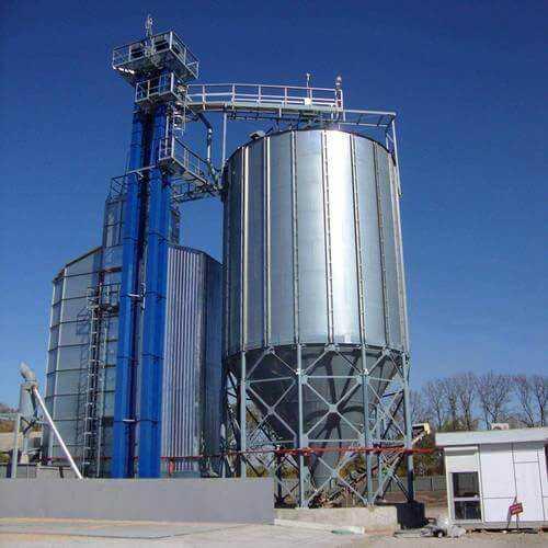 Элеватор это сооружение для хранения зерна элеваторы тазового дна